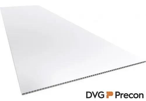 FORRO MODULAR EM PVC 618X1243X10MM - CX C/7,68M² - CX C/10PÇS - PRECON